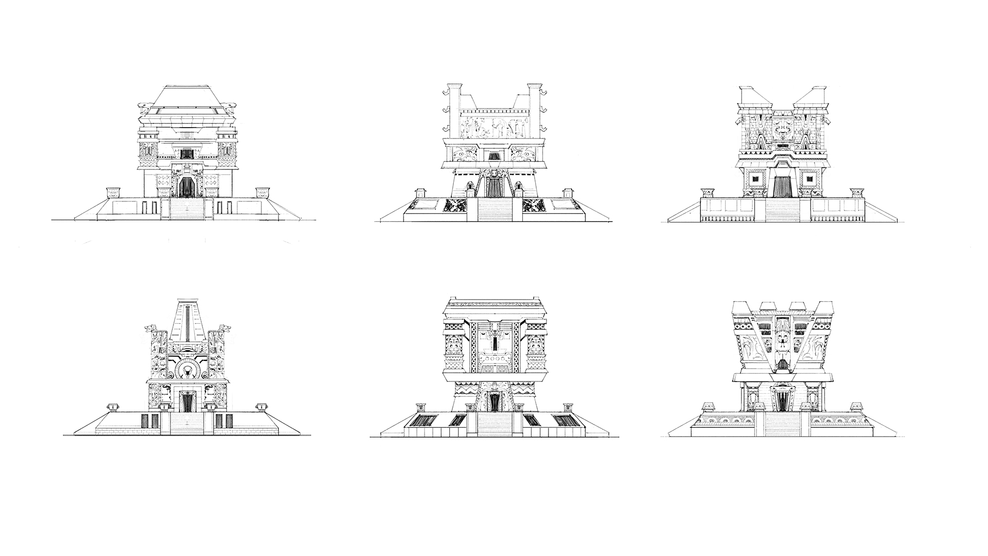 041819_Temple Facade Sketches_v002_EP