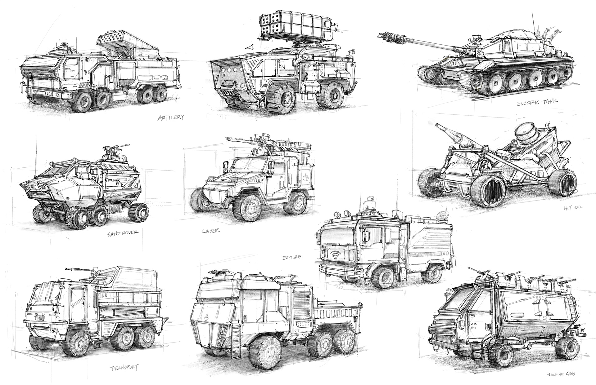 Military Vehicles_EP